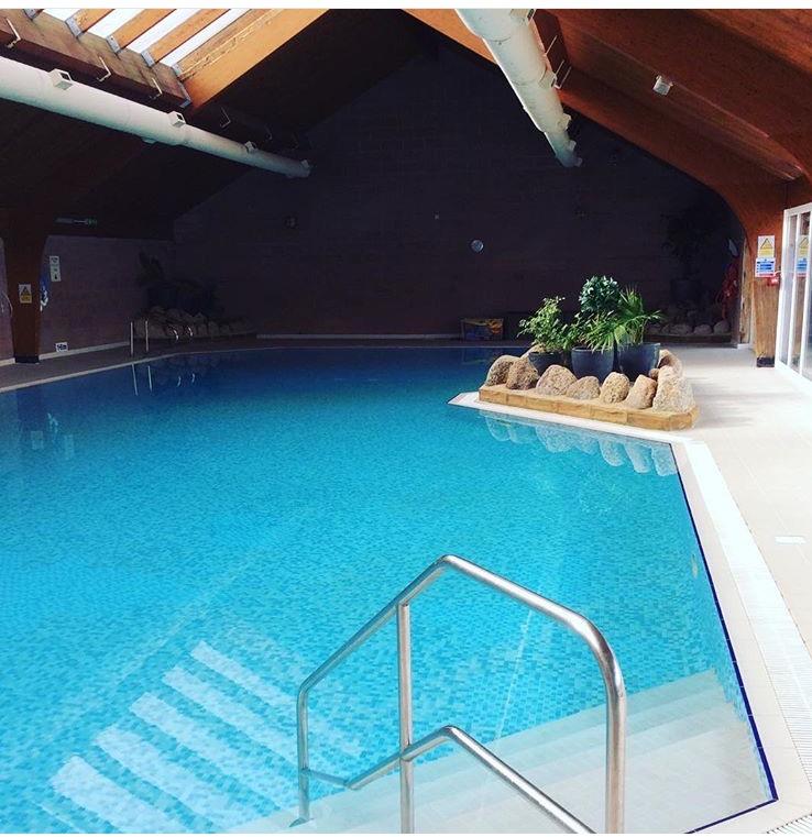 Swimming Pool, Steam Room, Sauna and Spa