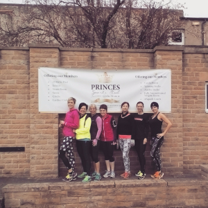 Thursdays 9.30am  for beginners to advanced runners