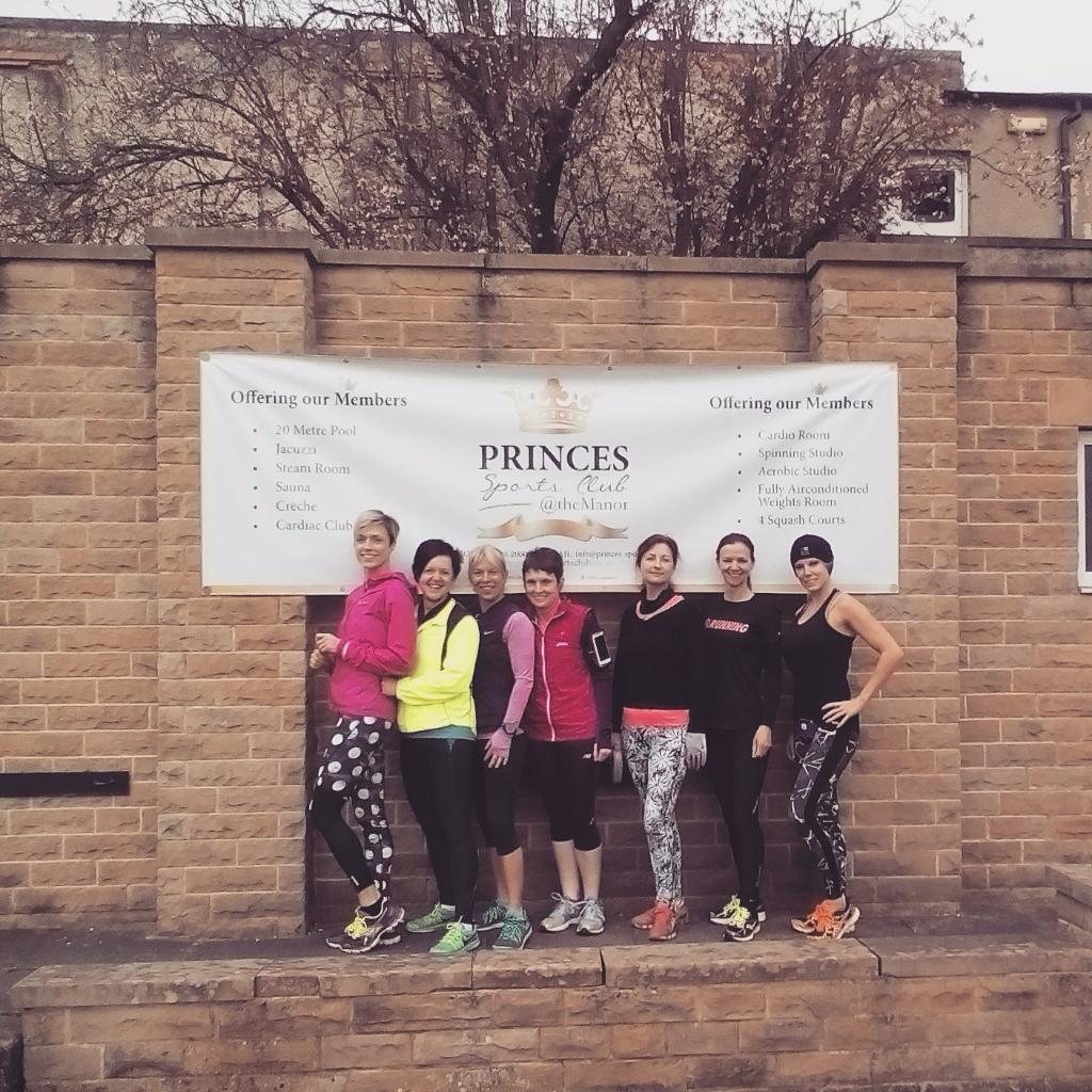 Thursdays 9.30am  for beginners to advanced runners